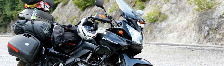 Viaggiare in moto - Autofficina Perricone