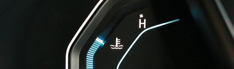 temperatura auto